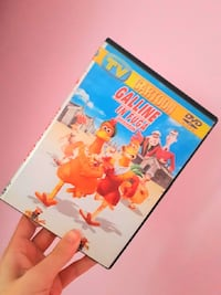 Vendo DVD Galline in fuga Venice