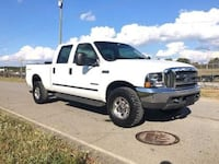 1999 Ford F-250 7.3 Powerstroke 4x4  Rock Spring