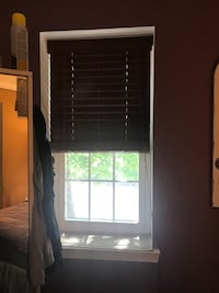 Wood Slat Blinds (brand new) Chantilly, 20151