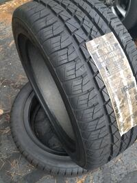 Goodyear tires F1 asymmetric 245 45 18 All season. ARLINGTON