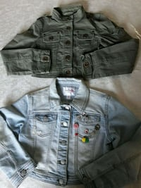 Girl jackets size S 8/10 firm price  Irvine, 92620