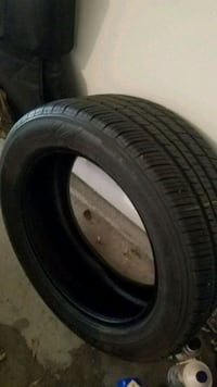 Used tire 265/50/20