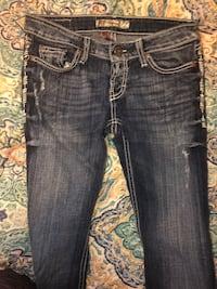 Buckle BKE Jeans size 26 Sachse, 75048
