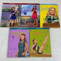 5 American Girl Books- Like New!  $8 for the set of 5. West Chester, 45069