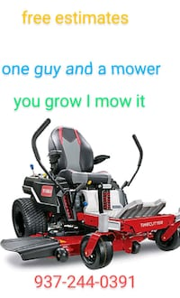 Lawn mowing Springfield