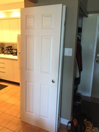 Closet door - Excellent condition - solid wood