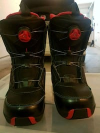 snowboard boots with BOA lacing system Richmond, V7C 1T4