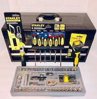 Stanley Tool Set, 90 pc. Newport News, 23601