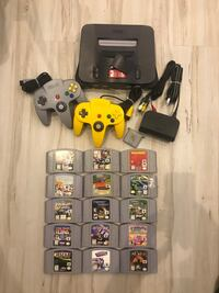 N64 Lot with FREE DELIVERY Toronto, M3J 1W6