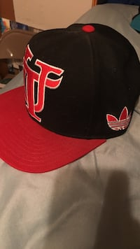 Black and red UTampa SnapBack  Brookfield, 06804