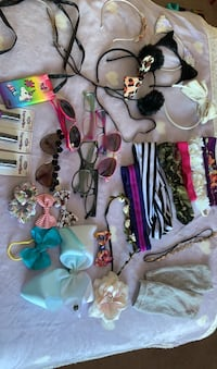 Girls accessories  Brampton, L7A 2W5