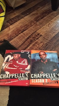 First 2 seasons of Chappell's show. Edmonton, T5L 0Z3