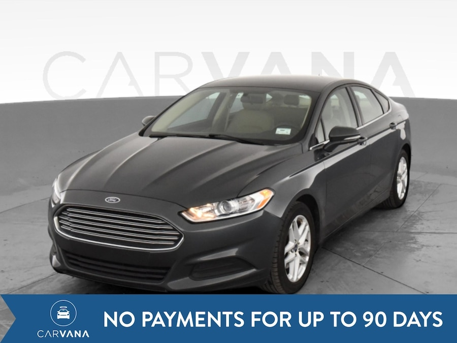 Photo 2015 Ford Fusion sedan SE Sedan 4D Green <br />
