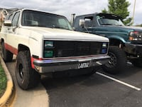 1985 GMC Jimmy Manassas