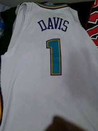 Baron Davis  NOLA Hornets authentic