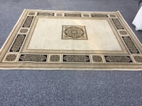 Beautiful area rug that will accent any home.