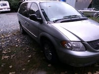 2003 Chrysler Town and Country Surrey