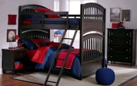 twin mattress Bunk bed $39 DOWN  Las Vegas, 89109