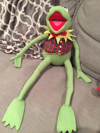 collectible kermit the frog from the muppets Washington, 20002