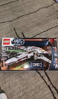 Lego Star Wars X-Wing starfighter Limited addition Manchester, 03102