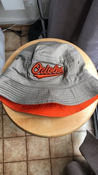 Baltimore Orioles Floppy Hat Laurel