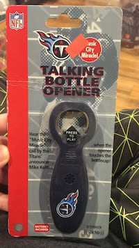 Titans talking bottle opener Great Mills, 20634