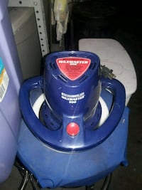 blue and gray Bissell upright vacuum cleaner Huntington Park, 90255