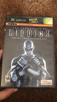 The Chronicles of Riddick: Escape From Butcher Bag Ogden, 84401