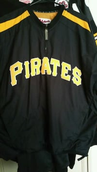 Pittsburgh Pirates Majestic Authentic Collection