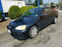 Honda - Civic - 2002 Burnaby, V5H 4V6