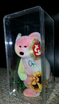 Collectible Beanie Baby 'Peace' Puyallup, 98371