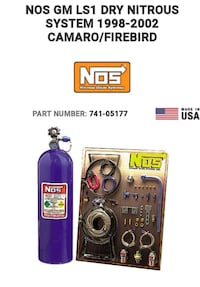 Ls1 nos kit Suitland-Silver Hill, 20746