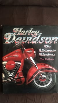 Harley Davidson The Ultimate Machine Seaside, 97138