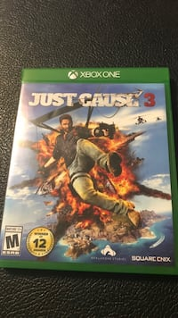 Just cause 3 Xbox one Tumwater, 98512