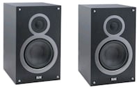 ELAC B6 and C5.2 passive bookshelf speakers  Silver Spring, 20910