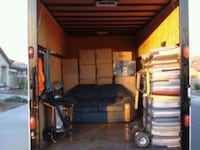 MOVERS AVAILABLE END OF MONTH Toronto