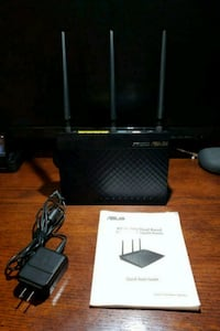 ASUS dual band router Airdrie, T4A 0A3