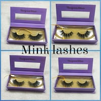Mink lashes available  Vaughan, L4L 3W8