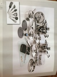 32 piece fundamental kitchen cooking system-BergHOFF South San Francisco, 94080