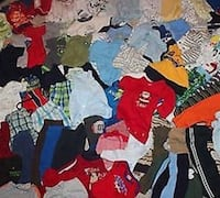 Toddler boy clothes 12M-2T & Nike sneakers 7-9 toddlers Rocky Point, 11778