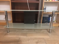 Tempered Glass TV Stand  789 km