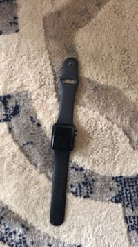 Black apple watch with black sports band West Columbia, 29169
