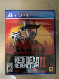 Red Dead Redemption 2 for PS4 Toronto, M1T