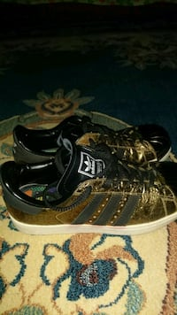 Adidas superstar metal toefl (gold) Manisa