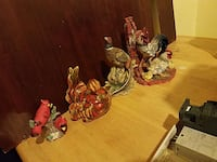 Collection of bird figurines Moselle, 39459