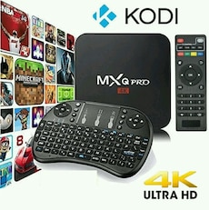Mxq pro android tv box with keyboard