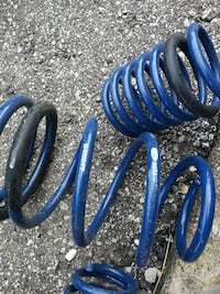 blue coil spring lot Killeen, 76543