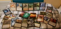 Magic: The Gathering commander card and foreign