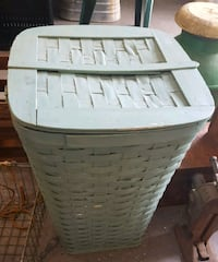 Vintage Wicker Laundry Basket  Knoxville, 37917