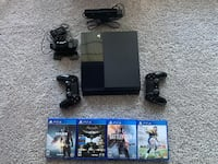 Play Station (PS4) with camera. Excellent Condition!!! Herndon, 20171
